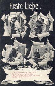 8Militär-Postkarte 1. WK